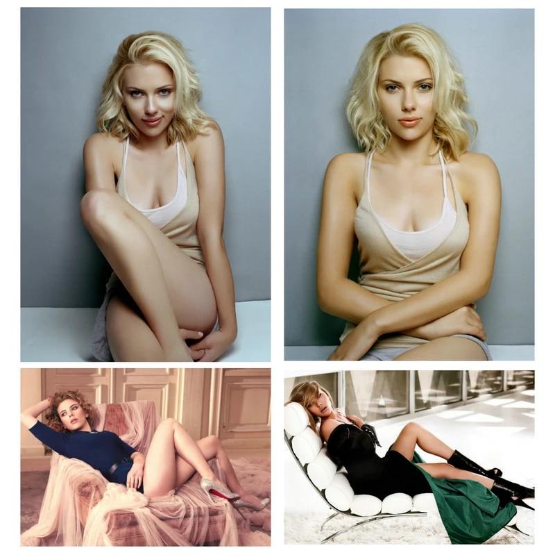 Scarlett johansson naked nude