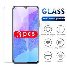 3-1Pcs for Honor X10 Max 10 lite 10i 9S 9C 9i 9X 8X 8C 8S 7A 7C Pro tempered glass play 9A 8A Prime 7X 7S phone screen protector