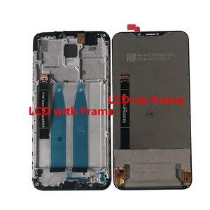 """Image 5 - 6.2 """"המקורי M & סן לmeizu X8 M852H LCD מסך תצוגת מסגרת + מסך מגע לוח Digitizer עבור 2220*1080 Meizu X8 X 8 תצוגה"""