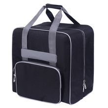 Rejoicing Sewing Machine Bag, Portable Sewing Handle Tote Accessory, Sewing Machine Trolley Handbag for Sewing Machine sewing machine elna 1001