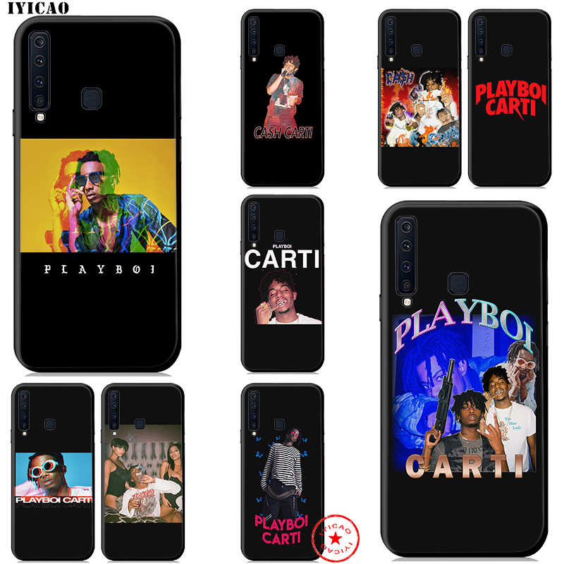 Playboi Carti Rap Trap Soft Case for Samsung Galaxy A10s A20s A30s A40s A50s A70s A20E Silicone