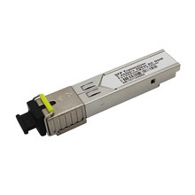1.25 Gb/s Sfp Transceiver Enkele Vezel Singlemode 20Km 1310nm Sc Ddm(China)