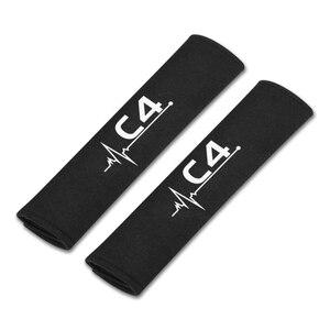 Image 4 - Protection pour voiture, épaules, étui pour citroën C4, accessoires