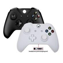 Xbox One kablosuz Gamepad uzaktan kumanda Mando Controle Jogos için Xbox One PC Joypad oyun joystick Xbox One yok LOGO
