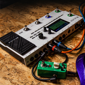 Image 5 - MOOER GE250 Digital AMP Modelling Guitar Multi Effects Pedal 70 AMP Models 180 Effect Types 70 Seconds Looper with PRE/POST mode