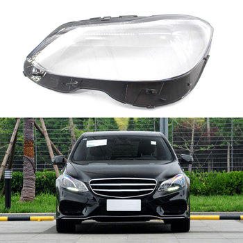 Car Headlight Headlamp Clear Lens Auto Shell Cover For Benz W212 E200L E260L E280L E300L E350L 2014 2015