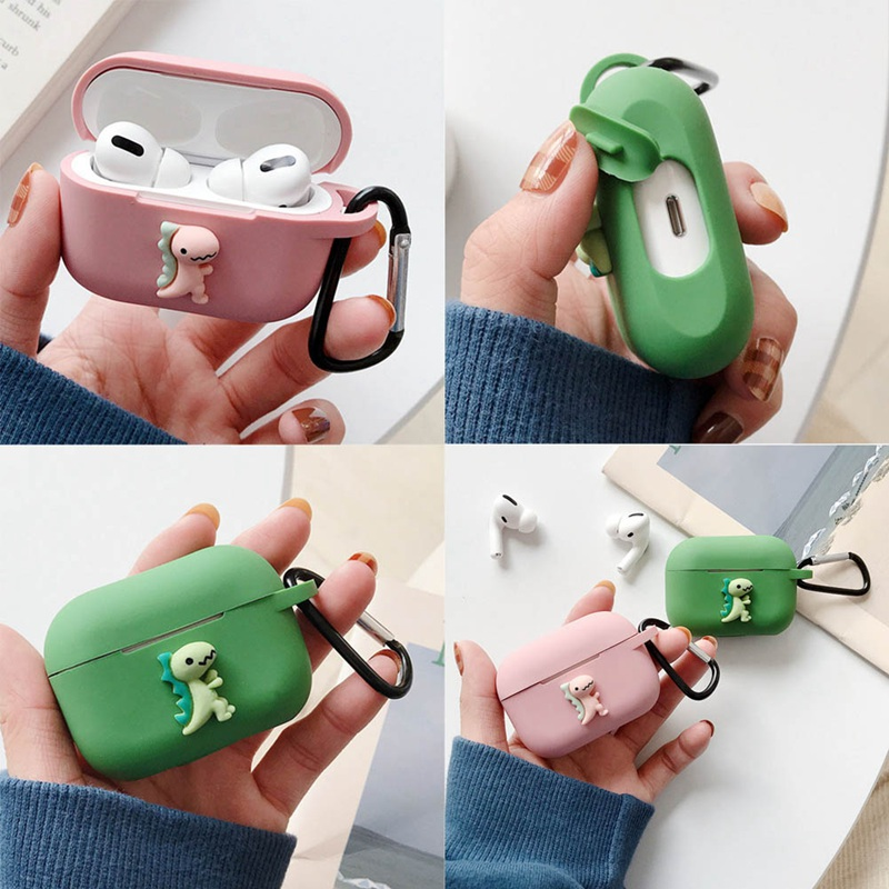 Little Dinosaur Case for Airpods Pro 25