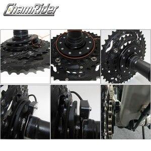 Image 5 - BZ 10C PAS System pedał asystent czujnik 10 magnesy dla Hollowtech korba korbowa zestaw do zamiany na rower elektryczny część