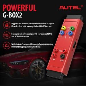 Image 5 - Autel G BOX2 เครื่องมือสำหรับMercedes Benz All Key Lostทำงานร่วมกับMaxiIM IM608/IM508