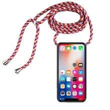 Чехол для телефона huawei P Smart Z Plus 2018 2019 Mate 40 Lite pro со шнурком и ремешком на плечо