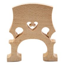 Professional Cello Bridge for 4/4 Size Exquisite Maple Material
