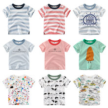 ShenigonCute Kawaii Baby Narwhal Toddler//Infant Short Sleeve Cotton T Shirts Black