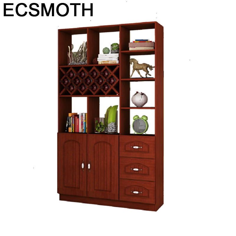 Hotel Meble Cristaleira Gabinete Rack Kitchen Armoire Cocina Mobilya Mobili Per La Casa Shelf Mueble Bar Furniture Wine Cabinet