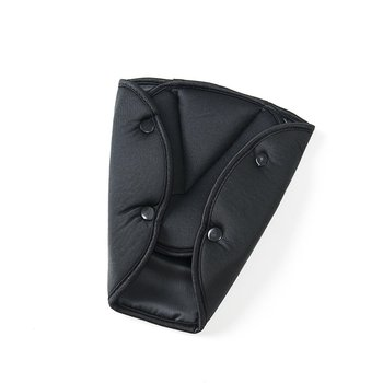Car Seat Belt Triangle Safety Clip Buckle Universal Car Safety Belt Holder Child Kids Car Seat Cover Protect Baby Adjuster image