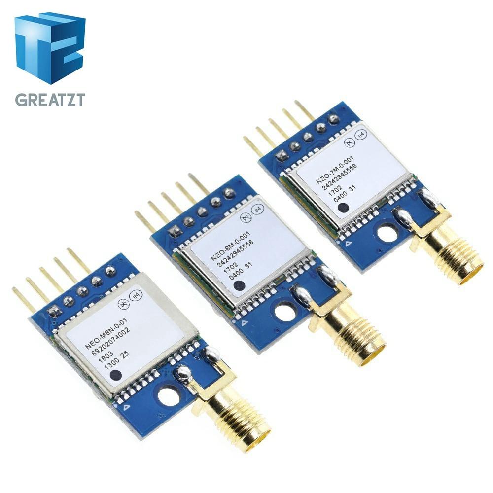 Neo-6m Neo-7m Doppelseitige Gps Mini Modul Neo-m8n Positioning Mikrocontroller Scm Mcu Development Board Für Arduino