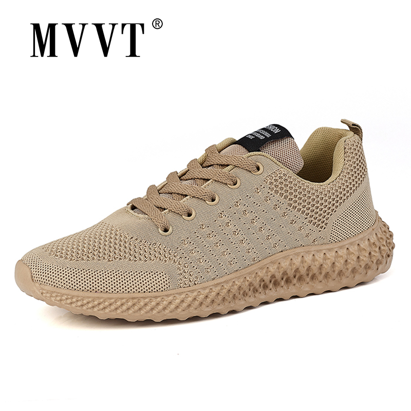 Breathable Summer Men Sneakers Mesh Casual Shoes Men Comfortable Men Loafers Fashion FlyWire Men Shoes Plus Size
