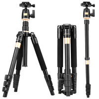 Professional Camera Tripod Outdoor Travel Live Broadcast Portable Monopod Camera Stand used for Canon Nikon Sony DSLR Camcorders