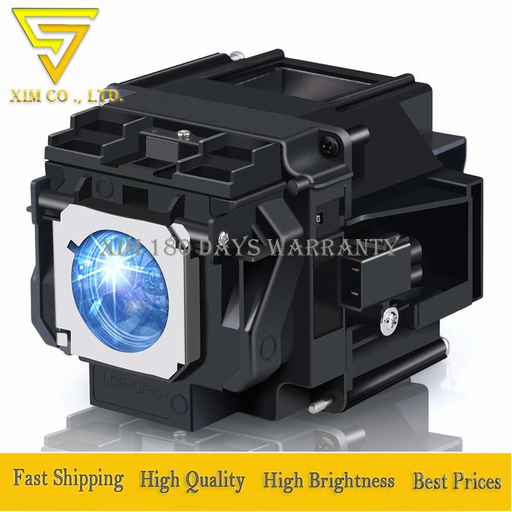 NEW ELPLP76 / V13H010L76 Projector Lamp With Housing For Powerlite Pro G6970WU G6050W G6050WNL G6070WNL G6150NL G6450WU G6550WU