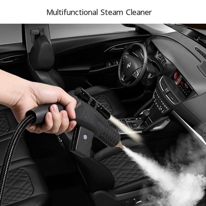 Steam Cleaner Kitchen Disinfection High Temperature Steam Cleaner for Air conditioner Hood Sterilization Anti- Coronavirus 110V 7