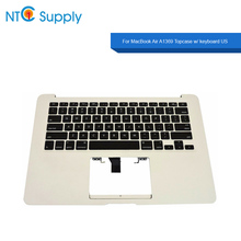 NTC Supply For MacBook Air A1369 2010 2011 Year Topcase w/ keyboard US 100% Tested Good Function