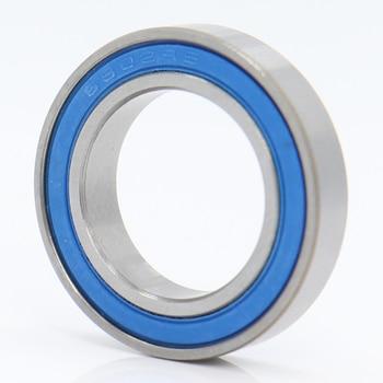 6802 Hybrid Ceramic Bearing 15x24x5 mm ABEC-1 ( 1 PC ) Bicycle Bottom Brackets & Spares 6802RS Si3N4 Ball Bearings full ceramic bearing 6002 15x32x9 mm ball bearings non magnetic insulating ptfe cage abec 3