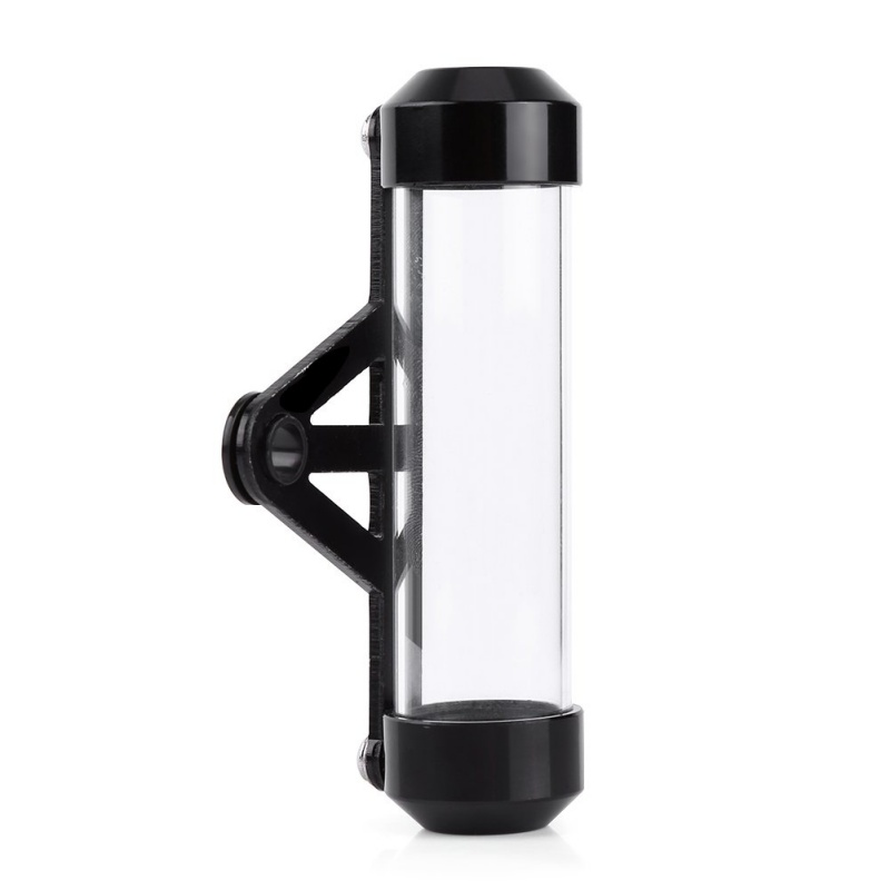 Disc Storage Aluminium Cylinder Holder Waterproof Motorcycle Tax Tube Frame