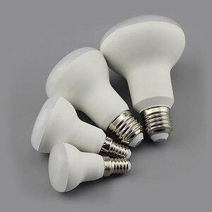 Image 5 - No Flicker R39 R50 R63 R80 led Umbrella Bulb AC 85 265V E27 E14 Led Bulb Bombillas Lamp cfl Ampoule Spotlight Light Lampada