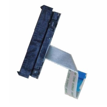 Kabel elastyczny złącza HDD dla HP 14-AF 14-A 14-AC 240 G4 TPN-I119 TPN-L119 laptopa SATA dysk twardy SSD przewód przejściowy 6017B0588901 tanie i dobre opinie NoEnName_Null Laptop sprawach Laptop Wymień Pokrywa Unisex Nie zamek Fasion