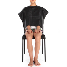 Hairdresser Cape Cutting-Capes Aprons Wraps Salon Make-Up-Hair Waterproof Adults