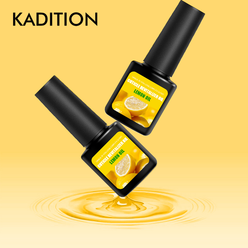KADITION Cuticle Oil Mixed Flavor Nail Art Tools Treatment Softening Pen Care Manicure Pedicure Nutrient Cuticle Oil Nail Set
