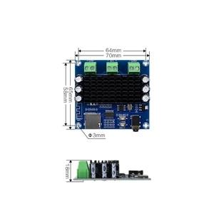 Image 2 - XH A272 Bluetooth 5.0 TDA7297 דיגיטלי מגבר כוח לוח 2x15W אלחוטי סטריאו אודיו AMP מודול תמיכת TF כרטיס AUX