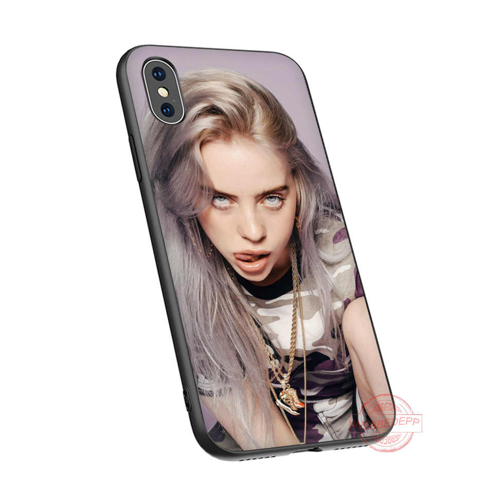 Webbedepp Billy Tajemne Oblicze Świata 2 Silikon Lembut TPU Phone Case untuk iPhone 5 6 7 8 Plus X XS XR X Max 11 11peo 11 Promax