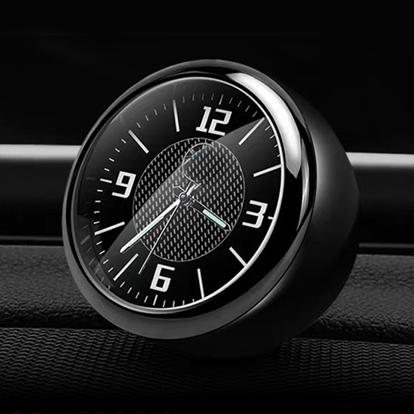 For BMW Car Clock Refit Interior Luminous Electronic Quartz Watch Ornaments Accessaries