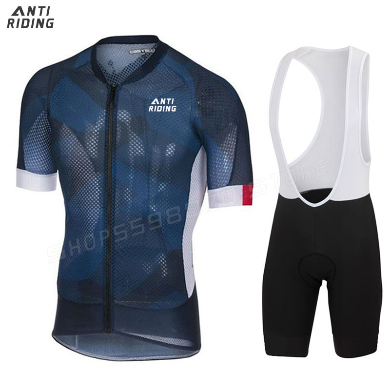 2020 New Summer Cycling Jersey Sets Breathable MTB Bicycle Clothing  Mountain Bike Wear Clothes Maillot Ropa Ciclismo