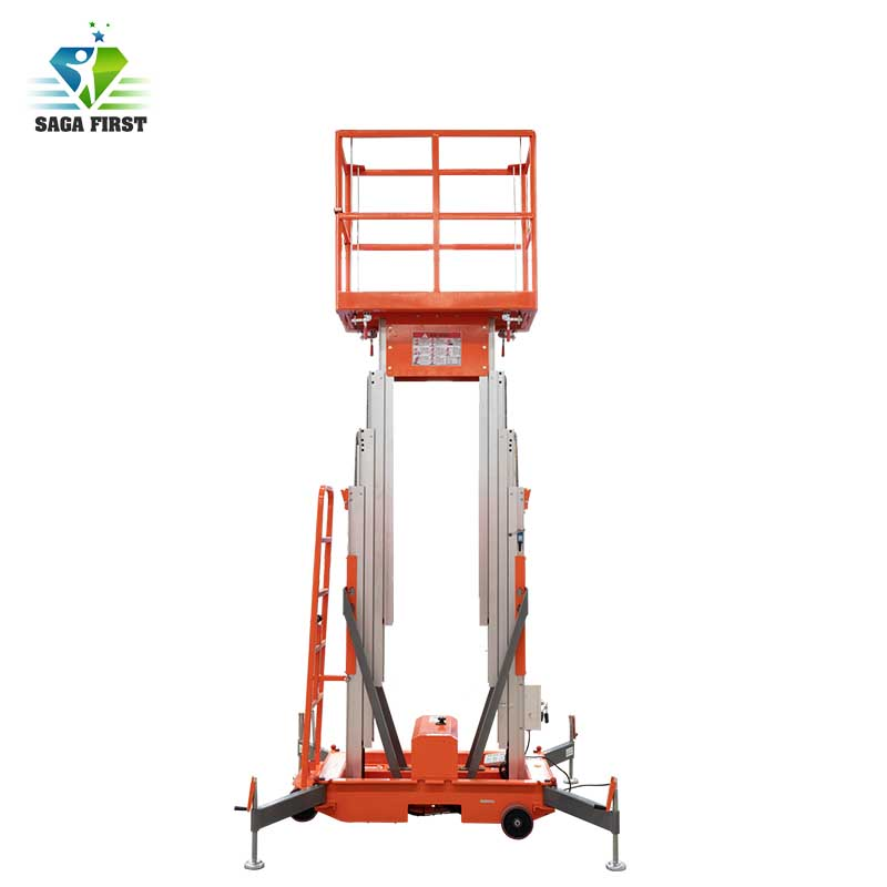 200Kg Single Mast Aluminum Lifts