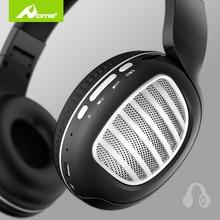 سماعة بلوتوث لاسلكية للأطفال ، سماعات فوق الأذن مع ميكروفون ، إلغاء الضوضاء ، قابلة للطي ، للكمبيوتر والتلفزيون وألعاب الكمبيوتر