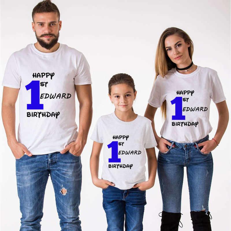 ครอบครัวจับคู่เสื้อผ้าเสื้อยืดMommyและMeเสื้อผ้าเด็กวันเกิดของขวัญเสื้อยืดชายเสื้อผ้าเสื้อชุดจับคู่