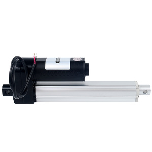 Image 3 - 2500N electric linear actuator DC motor 900mm 1000mm 2000mm 3000mm remote lift actuator DC24V power saving noiseless putter