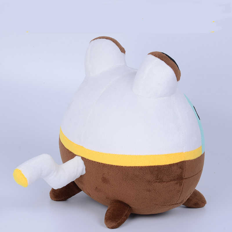 28 Cm Anime Permainan Steins Gate Logam Upa Cosplay Mainan Boneka Plush Boneka Kartun Sofa Dekorasi Aksesoris Hadiah Natal 1 buah
