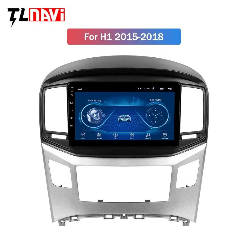 Pour Hyundai H1 2 Starex 2017-2018 Android Navigation GPS No 2 din dvd autoradio lecteur vidéo multimédia