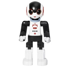 Small package Multi functional hand sensitive robot dancing and music remote control robot