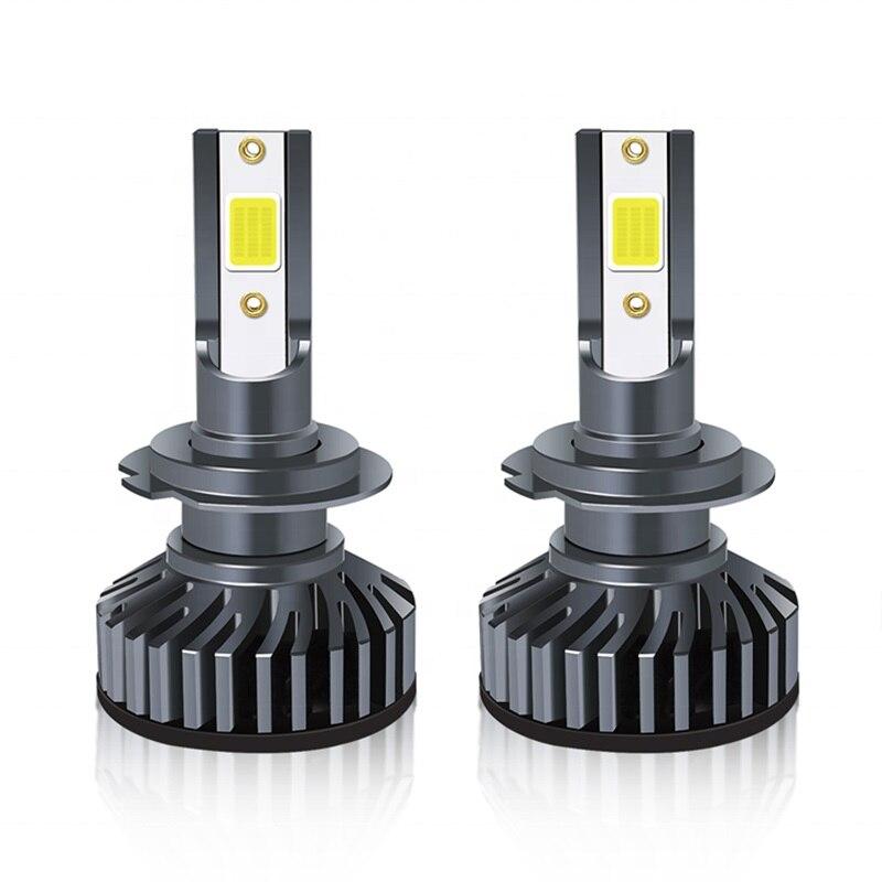 Светодиодный задний фонарь/H7 H4 H11 H8 9006 Автомобильный светодиодный лампы для передних фар 72 Вт 12000lm H13 9004 9007 Универсальный Алюминий Водонепрон...