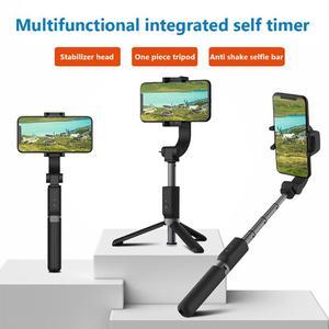 Image 5 - מתכוונן טלפון ידית PTZ מייצב נייד ספורט אוניברסלי עצמי טיימר נייד טלפון אנטי לנער Selfie מקל עבור iOS אנדרואיד