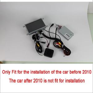 Image 3 - مشغل وسائط للسيارة أودي A6 A6L 2005 ~ 2011 يعمل بنظام أندرويد راديو تلقائي استريو ونظام تحديد المواقع والملاحة والوسائط المتعددة