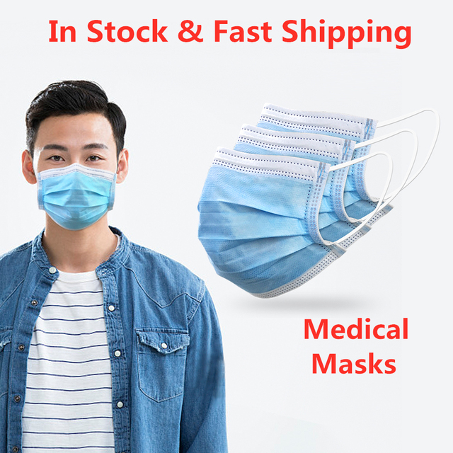 flu mask ffp2 fashion face mask mascara facial for germ protection face mask washable 100pcs KF94 Face Mask 4 Layer  kid women