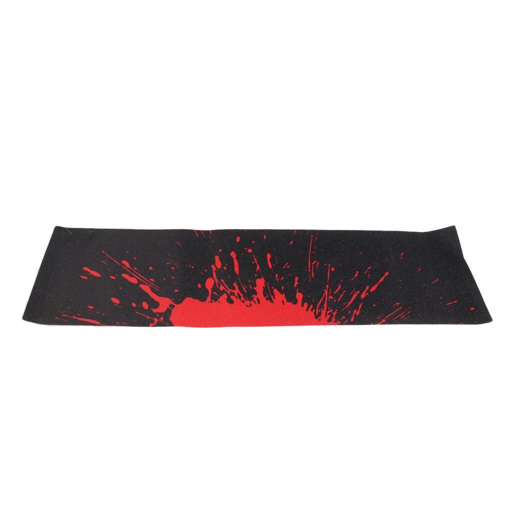 Skateboard Deck Sandpaper Grip Tape Griptape Sheet Durable & Anti-skid 33