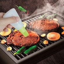 21 см силиконовая форма для выпечки жаропрочная форма для хлеба щетка для готовки кондитерских изделий масло для барбекю термостойкий инструмент для выпечки цветные инструменты для выпечки украшения торта