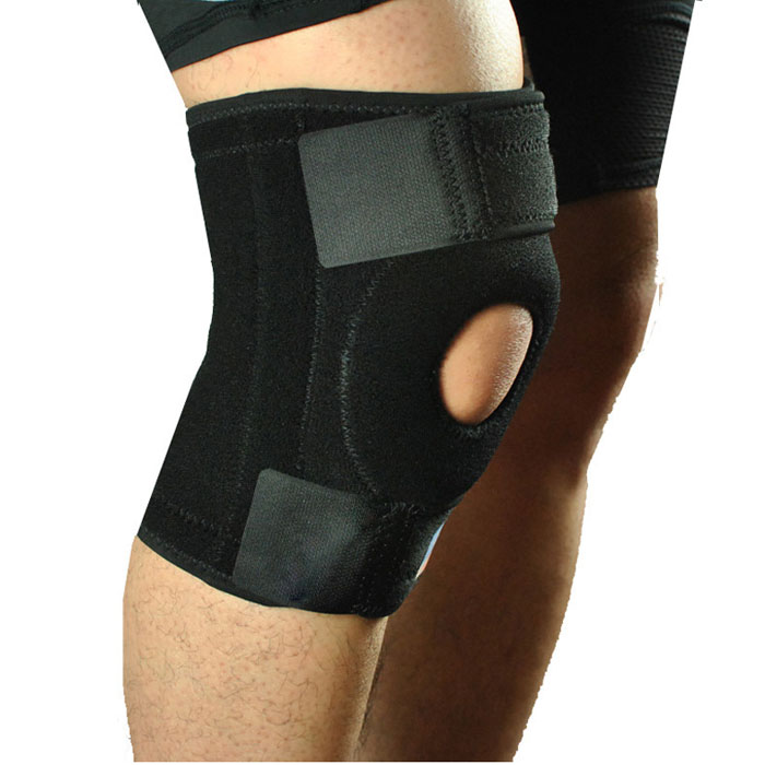 Knee Brace Fitness Knee Support Patella Belt Elastic Bandage Tape Sport Strap Knee Pads Protector Band For Football Sports