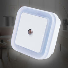 Художественное освещение с датчиком ночного освещения для дома