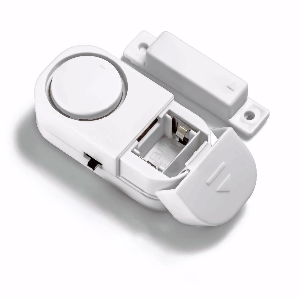 Standalone Magnetic Sensors Independent Wireless Home Door Window Entry Burglar Alarm Security Alarm Guardian